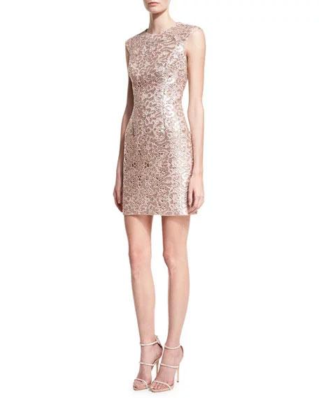Rose-gold-dress