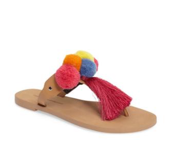 pom sandals